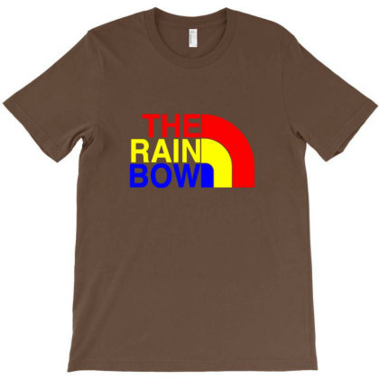 The North Rainbow T-shirt Designed By Sr88