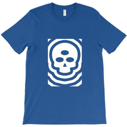 Three Eyed Skull T-shirt Designed By Sr88
