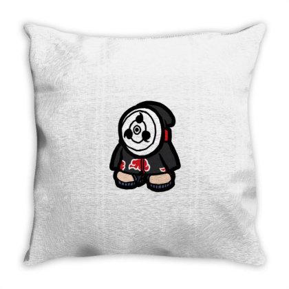 Shy Guy Tobi Throw Pillow Designed By Sr88