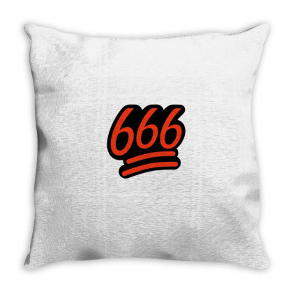 Keep It 666 Throw Pillow Designed By Sr88