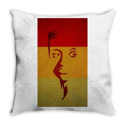Artistic Throw Pillow Designed By Saitejapendem