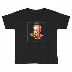 elton john Toddler T-shirt | Artistshot
