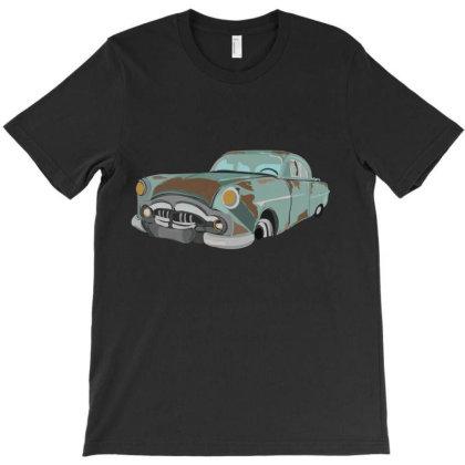 Rusted Ambassador T-shirt Designed By Su_rreal