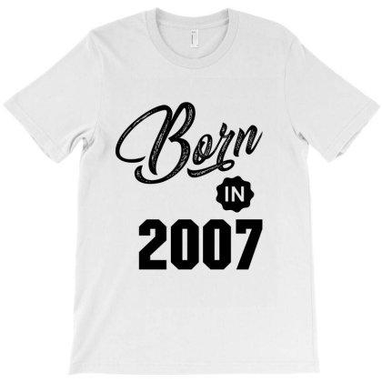 2007 T-shirt Designed By Chris Ceconello