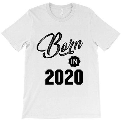 Born In 2020 T-shirt Designed By Chris Ceconello