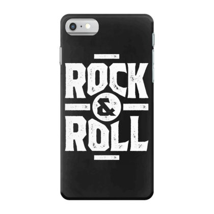 Rock & Roll Guitar Wings Music Iphone 7 Case Designed By Cidolopez