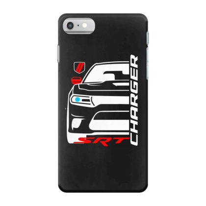 Charger Srt American Muscle Car Iphone 7 Case Designed By Nextmoon