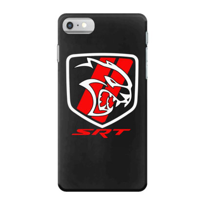 Hellcat Srt American Muscle Car Iphone 7 Case Designed By Nextmoon
