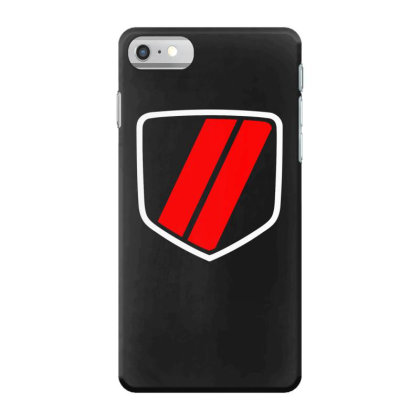 American Muscle Stripe Blank Logo Iphone 7 Case Designed By Nextmoon