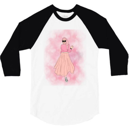 Fatima 3/4 Sleeve Shirt Designed By Introvert.side