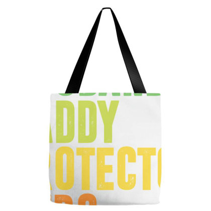 Husband Daddy Protector Hero Tote Bags Designed By Jetstar99