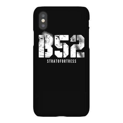B-52 Stratofortress | Usa Bomber Flag Distressed T-shirt Iphonex Case Designed By John Phillips