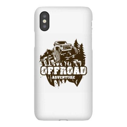 Off Road Adventure 4x4 Iphonex Case Designed By Bose