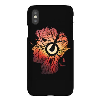Roots Music Tree Iphonex Case Designed By Mrt90