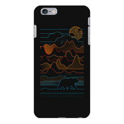 landscape vibe bear iPhone 6 Plus/6s Plus Case | Artistshot