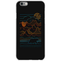 landscape vibe bear iPhone 6/6s Case | Artistshot