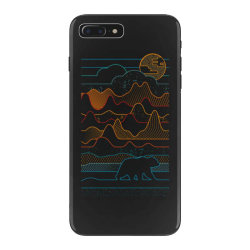 landscape vibe bear iPhone 7 Plus Case | Artistshot