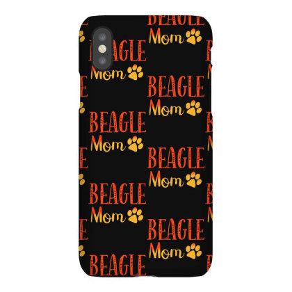 Beagle Mom Iphonex Case Designed By Sengul