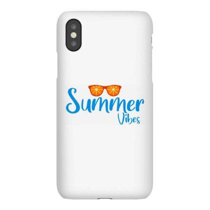 Summer Vibes Iphonex Case Designed By Dfranc
