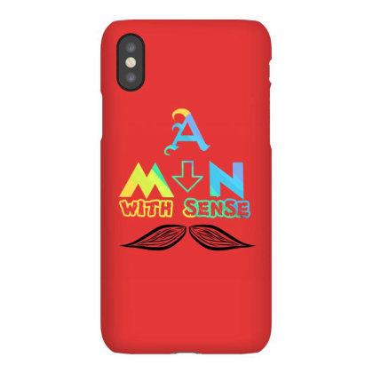 Coloured Mens Iphonex Case Designed By Hari1234