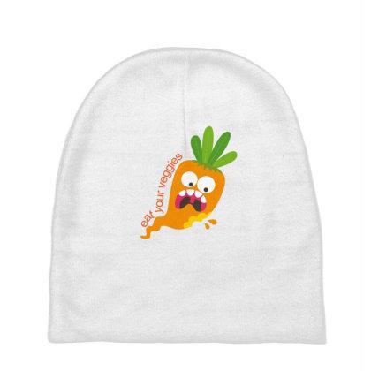 Eat Your Veggies Baby Beanies Designed By Designsbymallika