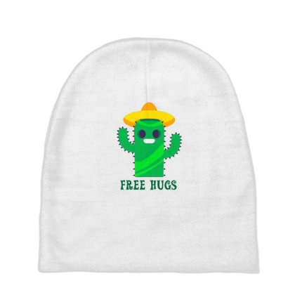 Free Hugs Baby Beanies Designed By Designsbymallika
