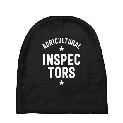 Agricultural Inspectors Job Title Gift Baby Beanies Designed By Cidolopez
