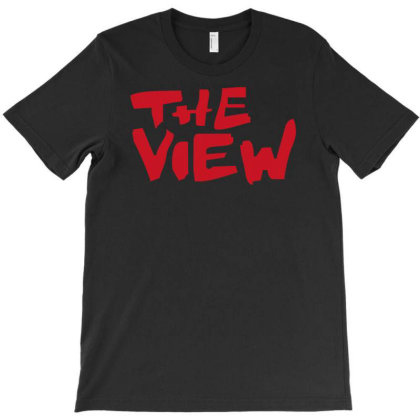 The View T-shirt Designed By Funtee