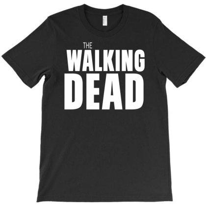 The Walking Dead Horror T-shirt Designed By Funtee