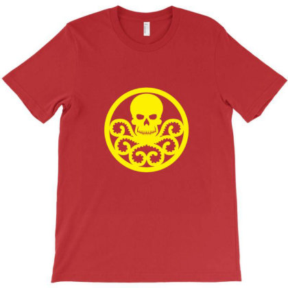 Hail Hydra T-shirt Designed By Sr88