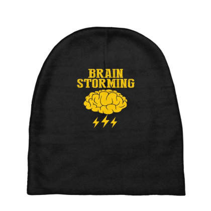 Brain Storming Baby Beanies Designed By Faical