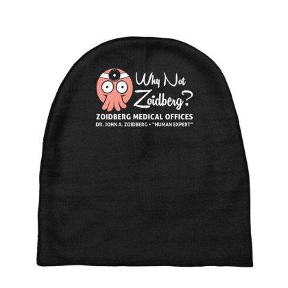 Why Not Zoidberg Baby Beanies Designed By Farh4n