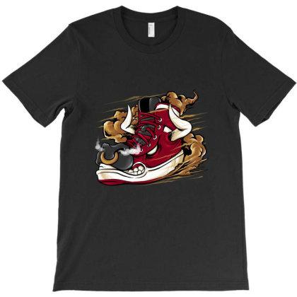 Bufallo Boy T-shirt Designed By Spoilerinc