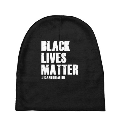 Black Lives Matter Baby Beanies Designed By Uptosign