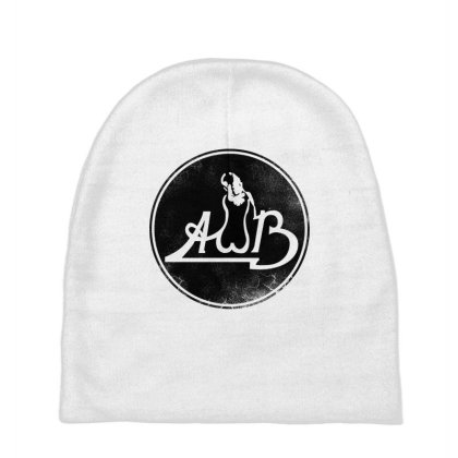 Average Black Band Vintage Baby Beanies Designed By Colla Store