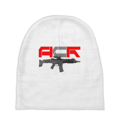 Rifle Acr Baby Beanies Designed By Aim For The Face
