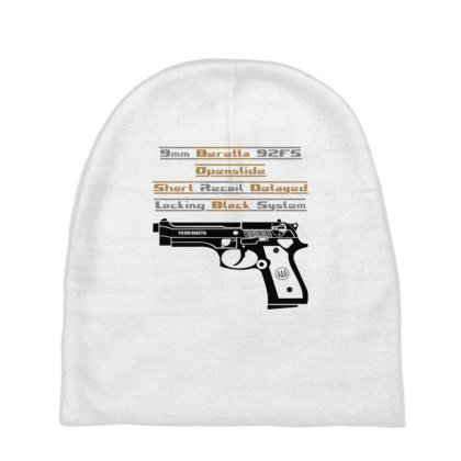 Beretta 92fs Baby Beanies Designed By Aim For The Face