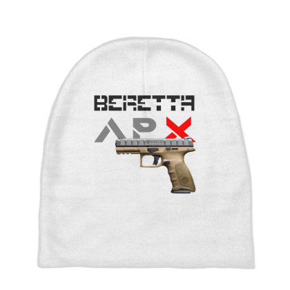 Handgun Beretta Apx Baby Beanies Designed By Aim For The Face
