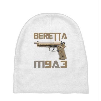 Handgun Beretta M9a3 Baby Beanies Designed By Aim For The Face