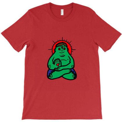 Spirit Animal Hulk T-shirt Designed By Sr88