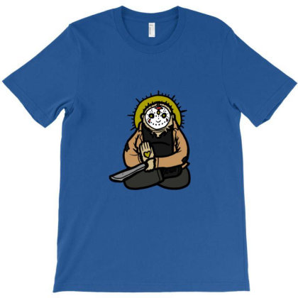 Spirit Animal Jason T-shirt Designed By Sr88
