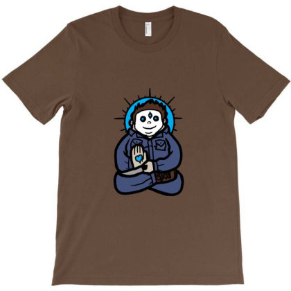 Spirit Animal Michael Myers T-shirt Designed By Sr88