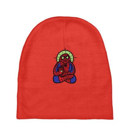 Spirit Animal Spiderman Baby Beanies Designed By Sr88