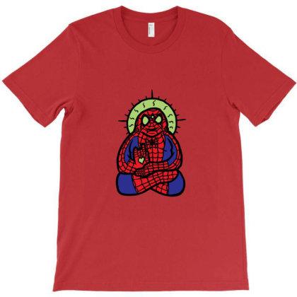 Spirit Animal Spiderman T-shirt Designed By Sr88