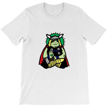 Spirit Animal Thor T-shirt Designed By Sr88