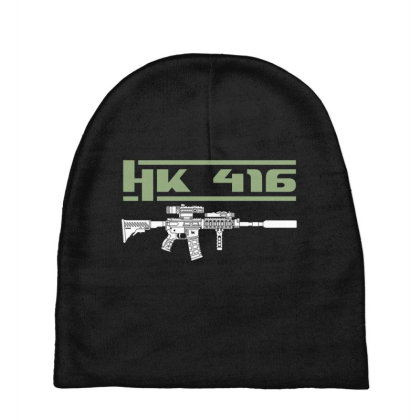 Rifle Hk 416 Baby Beanies Designed By Aim For The Face
