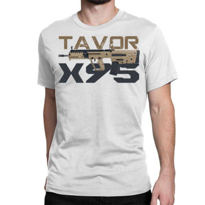 Tavor X95 Classic T-shirt Designed By Aim For The Face