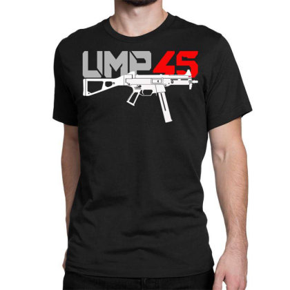 Ump 45 Classic T-shirt Designed By Aim For The Face