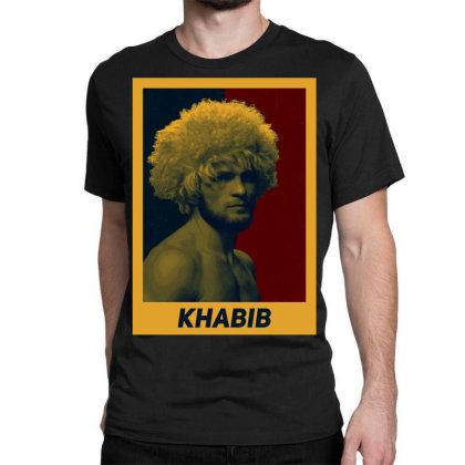 Khabib Classic T-shirt Designed By Kaydestx