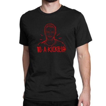 Do A Kickflip Classic T-shirt Designed By Iwakvisual